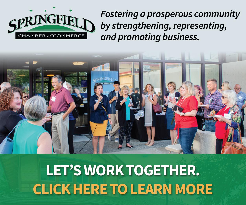 Springfield Chamber of Commerce sidebar